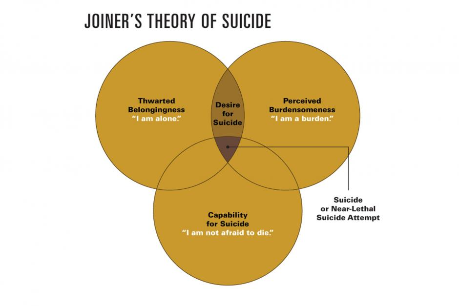 Joiner Theory of Suicide