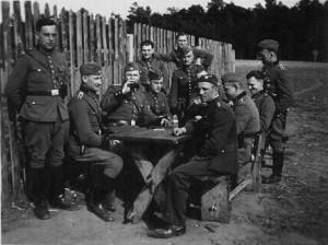 terezin guards 1940