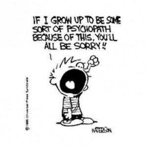 calvin-psychopath