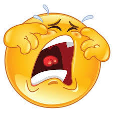 weepy emoticon