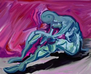 phantom abstract